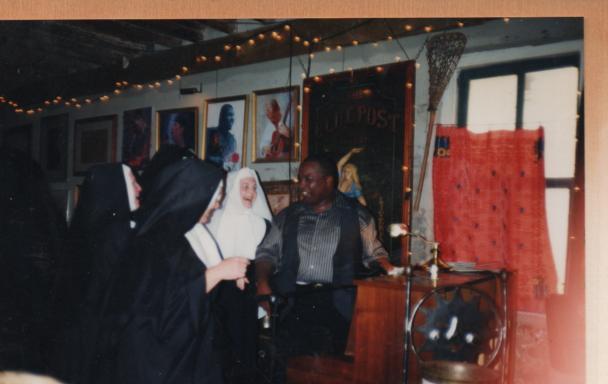 Grenoldo & the Sister Act