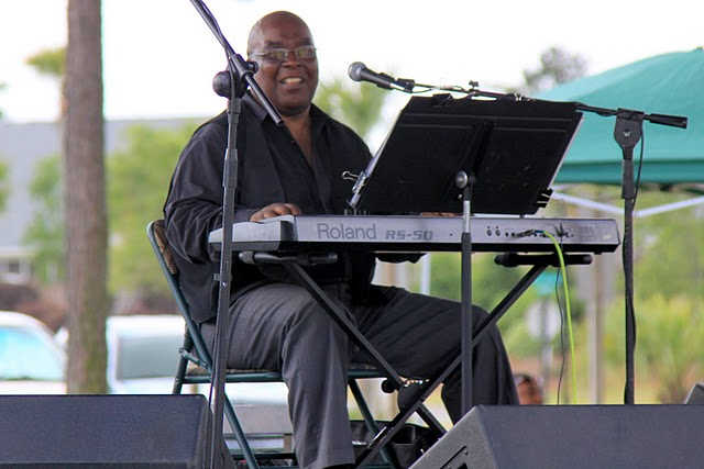 Grenoldo in Jazz, Blues & Wine Festival