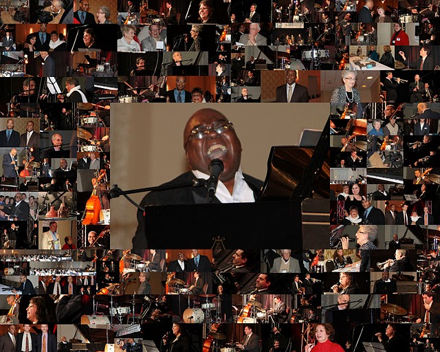 Grenoldo in NC Jazz Festival Collage